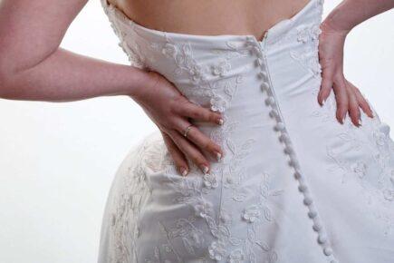 Poszukiwania sukni ślubnej