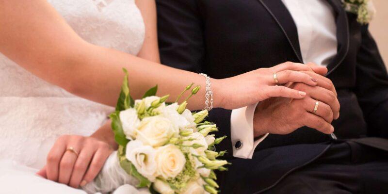 wedding 997634 1920 800x400 - Przebieg mszy świętej podczas ceremonii ślubnej