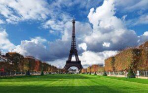 Podróż poślubna Paryż