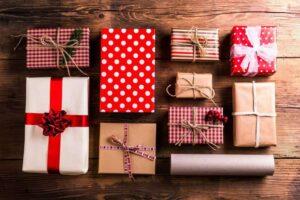 Wystrój kościoła na ślub w Boże Narodzenie