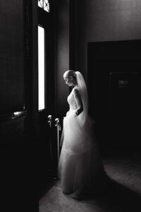 Ślub zimą - suknia królowej śniegu