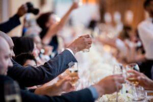 toast - przemowy ślubne